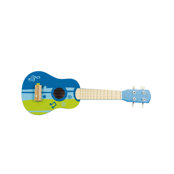 Hape -  Guitar Blue | KidzInc Australia | Online Educational Toy Store