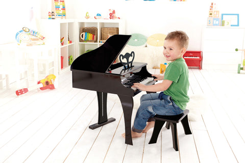 Hape -  Grand Piano | KidzInc Australia | Online Educational Toy Store