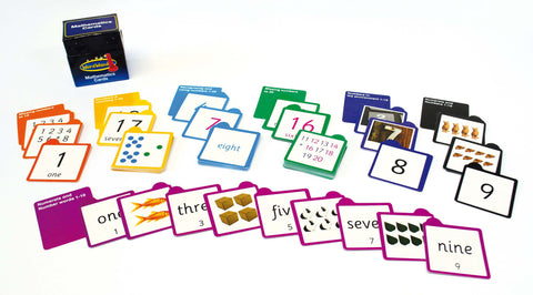 WordWand - Mathematics Cards | KidzInc Australia | Online Educational Toy Store
