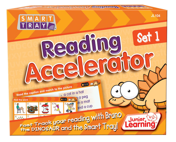 Junior Learning - Reading Accelerator Set 1 | KidzInc Australia | Online Educational Toy Store