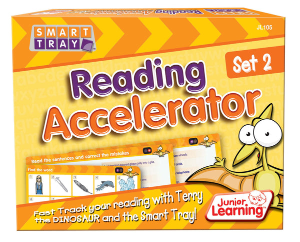 Junior Learning - Reading Accelerator Set 2 | KidzInc Australia | Online Educational Toy Store