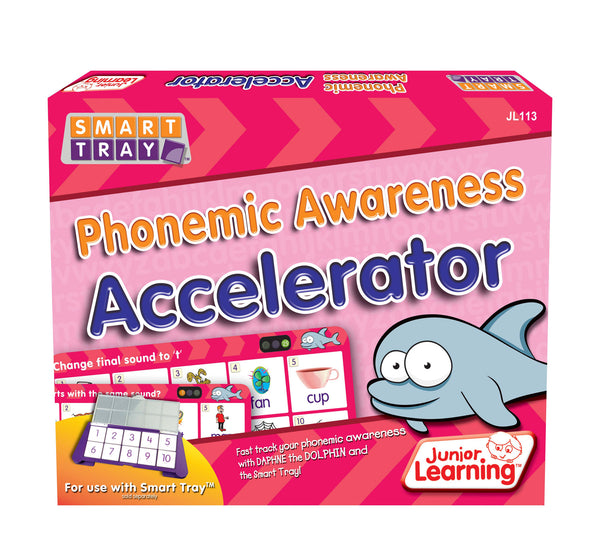 Junior Learning - Phonemic Awareness Accelerator | KidzInc Australia | Online Educational Toy Store