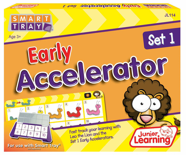 Junior Learning - Early Accelerator Set 1 | KidzInc Australia | Online Educational Toy Store