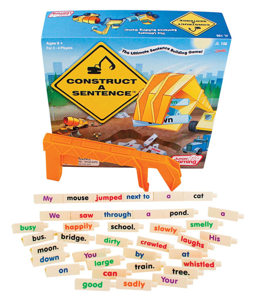 Junior Learning - Construct A Sentence | KidzInc Australia | Online Educational Toy Store