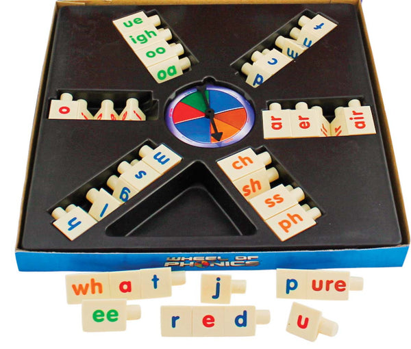 Junior Learning - Wheel of Phonics | KidzInc Australia | Online Educational Toy Store