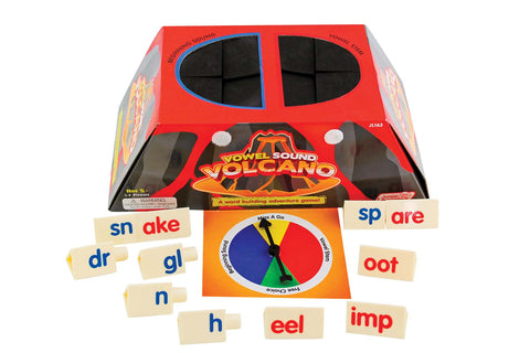 Junior Learning - Vowel Sound Volcano | KidzInc Australia | Online Educational Toy Store