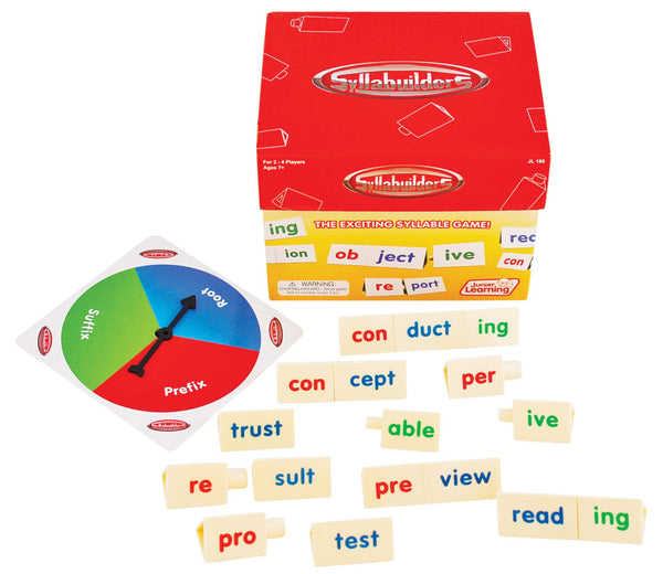Junior Learning - Syllabuilders | KidzInc Australia | Online Educational Toy Store