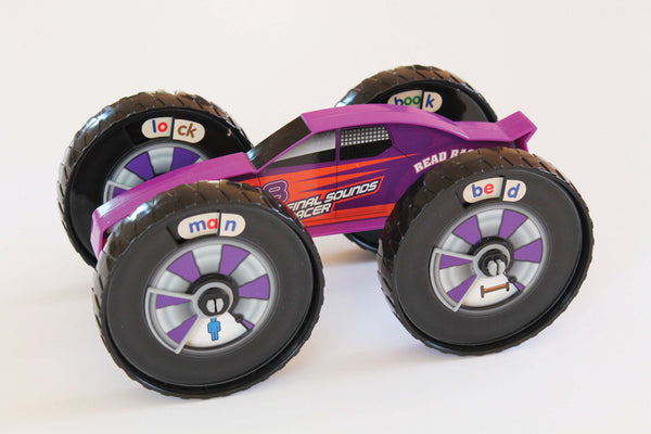 Junior Learning - Read Racers Final Sound Racer | KidzInc Australia | Online Educational Toy Store