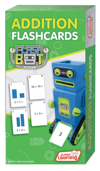 Junior Learning - Addition Flashcards | KidzInc Australia | Online Educational Toy Store
