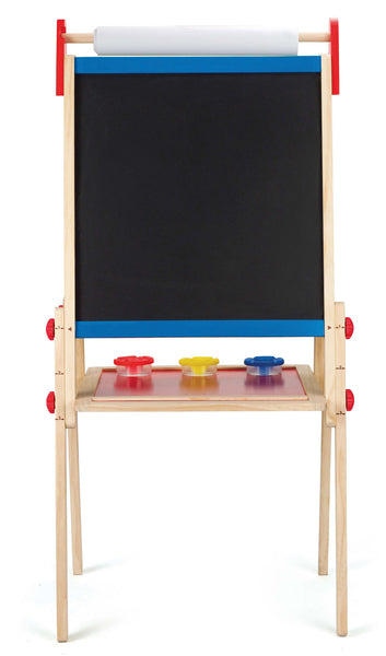 Hape All-in-One Easel | KidzInc Australia | Online Educational Toy Store