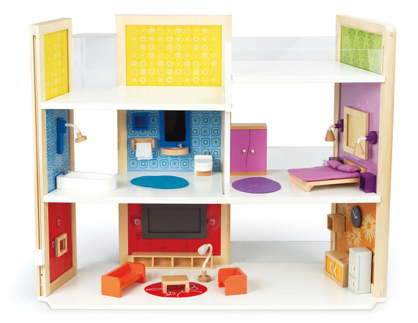 Hape -  DIY Dream House | KidzInc Australia | Online Educational Toy Store