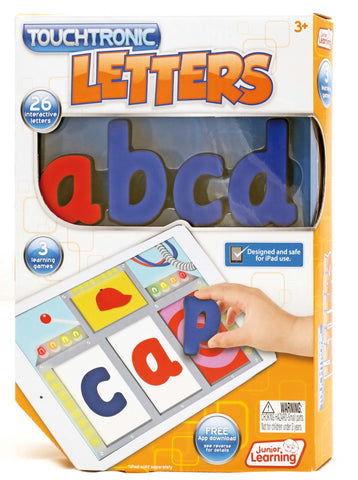 Junior Learning - Touchtronic Letters | KidzInc Australia | Online Educational Toy Store