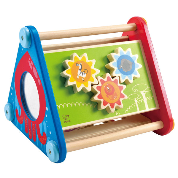 Hape - Take-Along Activity Box | KidzInc Australia | Online Educational Toy Store