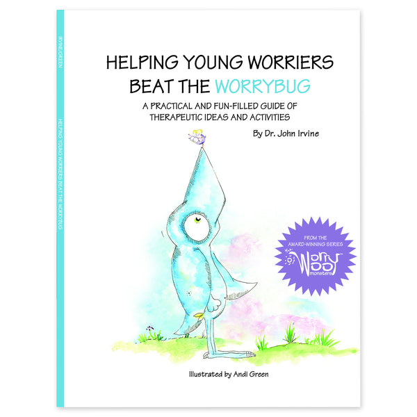 WorryWoo - Helping Young Worriers Beat the WorryBug | KidzInc Australia | Online Educational Toy Store