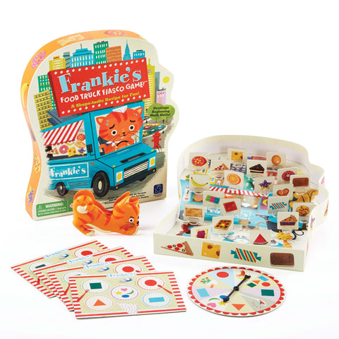 Learning Resources - Frankie's Food Truck Fiasco Game | KidzInc Australia | Online Educational Toy Store