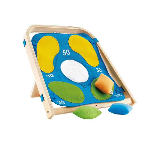Hape - Target Toss Up | KidzInc Australia | Online Educational Toy Store