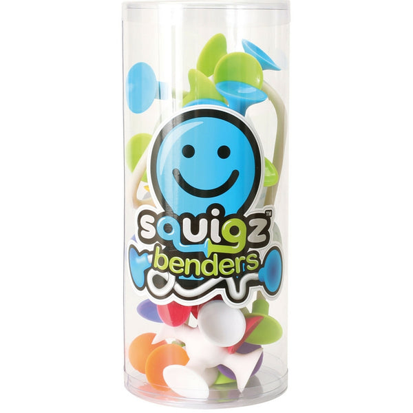 Fat Brain Toys - Squigz Benders | KidzInc Australia | Online Educational Toy Store