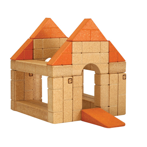 Unit Bricks - Mini Unit Bricks Architect Set of 72 Pieces | KidzInc Australia | Online Educational Toy Store