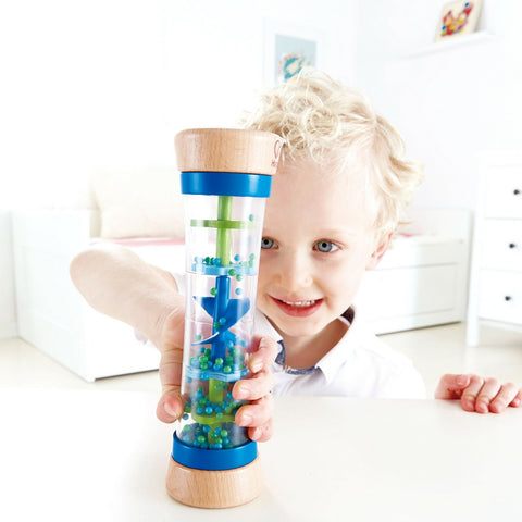 Hape - Beaded Raindrops | KidzInc Australia | Online Educational Toy Store