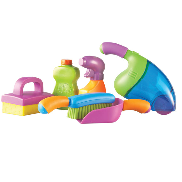 Learning Resources - New Sprouts Cleaning Set | KidzInc Australia | Online Educational Toy Store