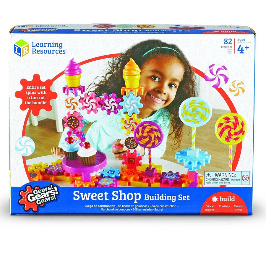 Bauset Cad learning resources gears gears gears shop