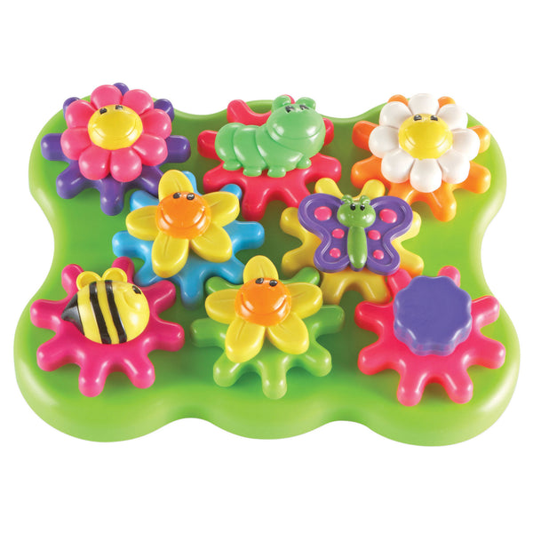 Learning Resources - Gears! Gears! Gears Junior Gears: Flower Garden | KidzInc Australia | Online Educational Toy Store