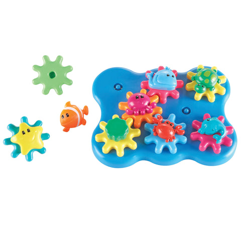 Learning Resources - Gears! Gears! Gears! Junior Gears: Under The Sea | KidzInc Australia | Online Educational Toy Store