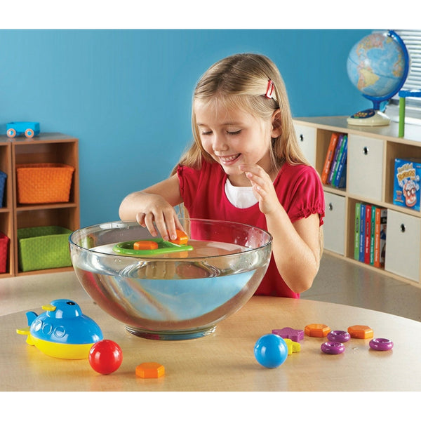Learning Resources - STEM Sink or Float Activity Set | KidzInc Australia | Online Educational Toy Store