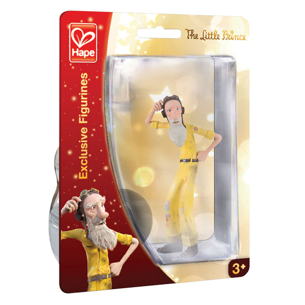 Hape - The Little Prince Exclusive Figurines : Thinking Set | KidzInc Australia | Online Educational Toy Store