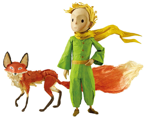 Hape - The Little Prince Exclusive Figurines : Journey Set | KidzInc Australia | Online Educational Toy Store
