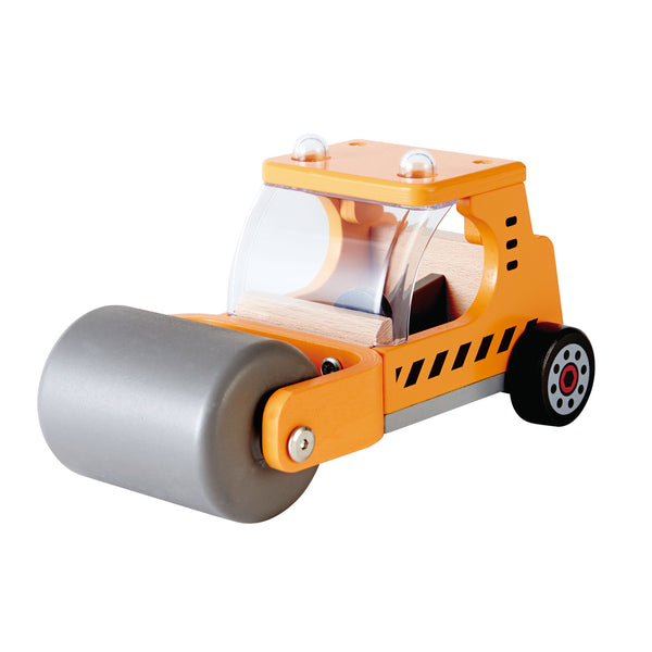 Hape - Steam 'N Roll Wooden Toy Vehicle | KidzInc Australia | Online Educational Toy Store