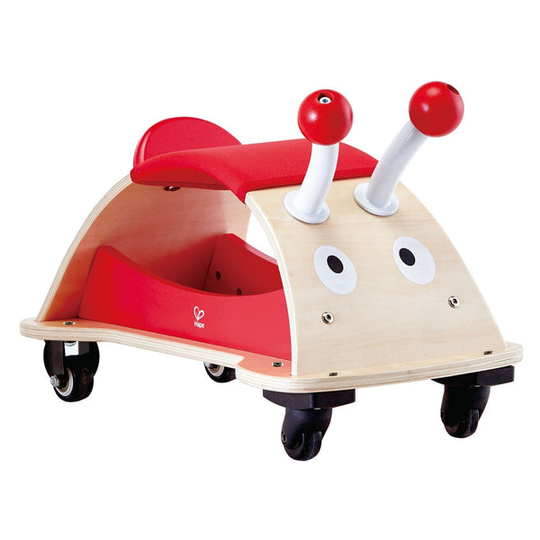 Hape - Bug About Ride On | KidzInc Australia | Online Educational Toy Store