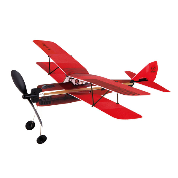 Hape - The Little Prince Adventure Plane | KidzInc Australia | Online Educational Toy Store