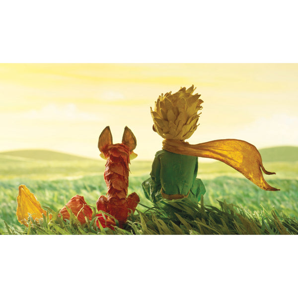 Hape - The Little Prince Friendship Puzzle (500 Pieces) | KidzInc Australia | Online Educational Toy Store