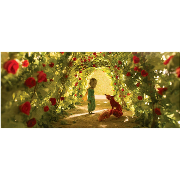Hape  - The Little Prince The Garden of Roses Puzzle (1,000 Pieces) | KidzInc Australia | Online Educational Toy Store