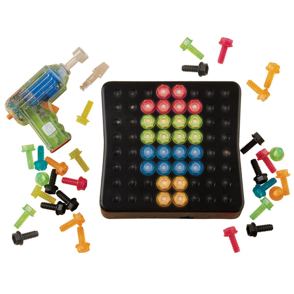 Educational Insights - Design and Drill Brightworks | KidzInc Australia | Online Educational Toy Store