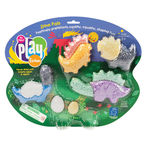 Educational Insights - Playfoam Dino Pals Themed Set | KidzInc Australia | Online Educational Toy Store