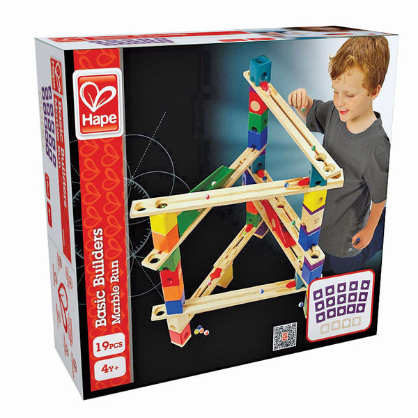 Hape - Quadrilla Basic Builders | KidzInc Australia | Online Educational Toy Store