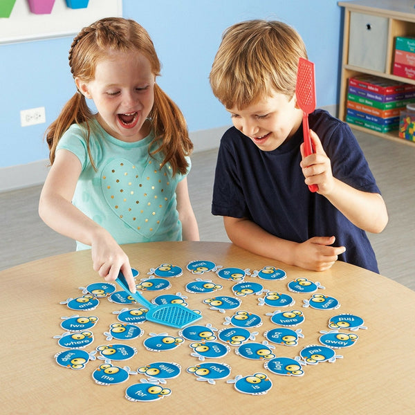 Learning Resources - Sight Words Swat Game | KidzInc Australia | Online Educational Toy Store