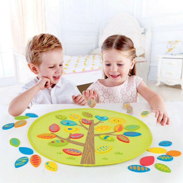 Hape - Branch Out Matching Game | KidzInc Australia | Online Educational Toy Store