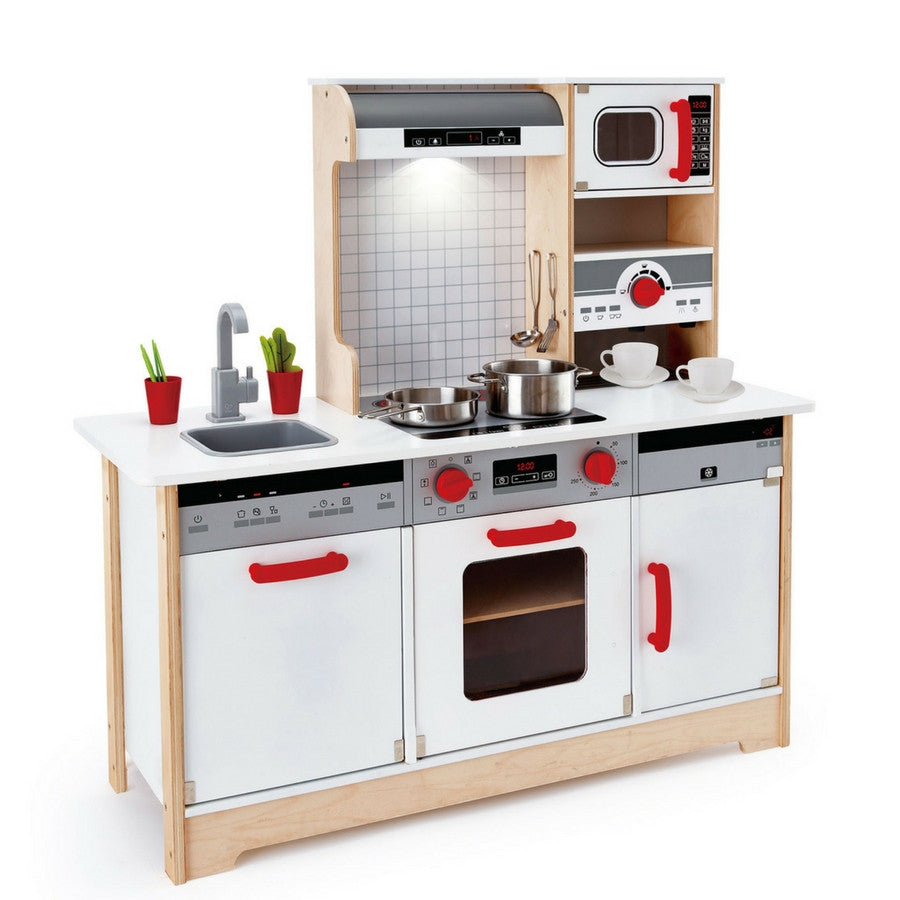 Hape   All In 1 Wooden Kitchen
