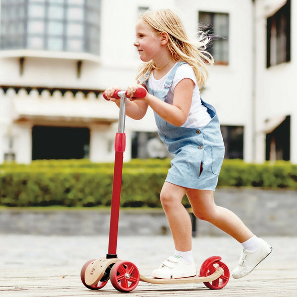 Hape - Street Surfer Kick Scooter | KidzInc Australia | Online Educational Toy Store