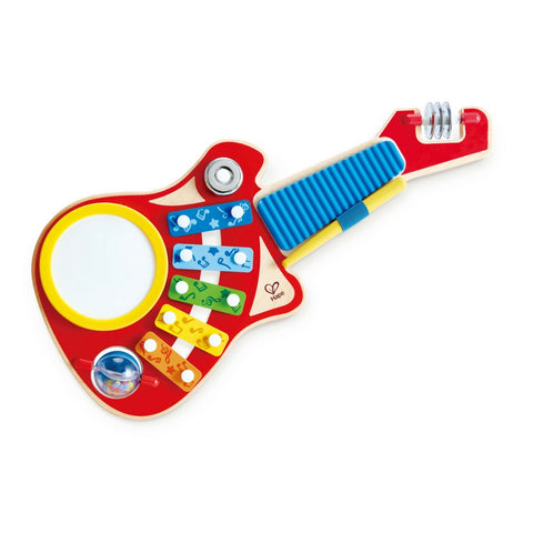 Hape - 6 in 1 Music Maker | KidzInc Australia | Online Educational Toy Store