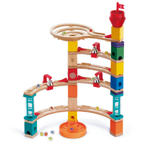 Hape Quadrilla Castle Escape Marble Run | KidzInc Australia | Online Educational Toys
