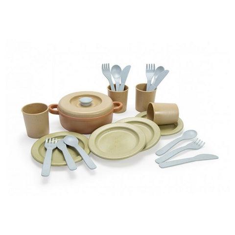 Dantoy BIOplastic Dinner Set | Eco-Friendly Toys | KidzInc Australia