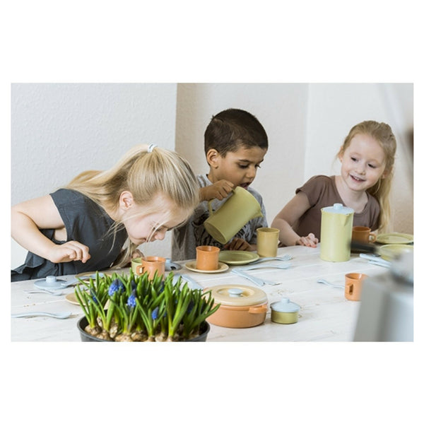 Dantoy BIOplastic Dinner Set | Eco-Friendly Toys | KidzInc Australia 2