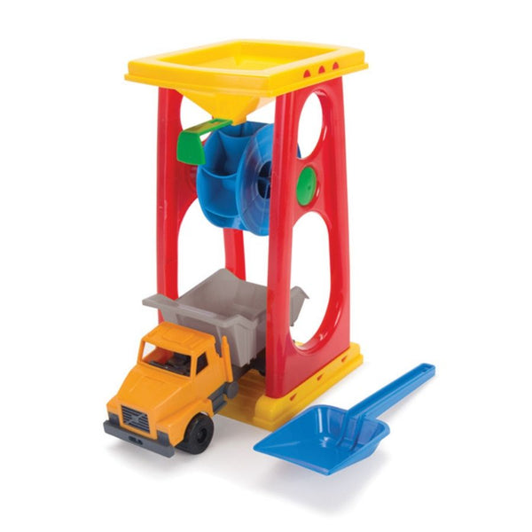 Dantoy Sand Water Wheel and Truck Set | KidzInc Australia | Online Educational Toy Store