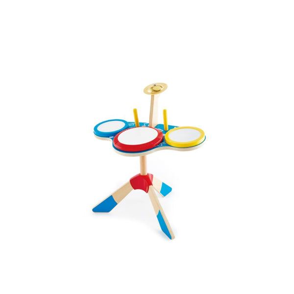 Hape Toys Rock And Rhythm Band (Blue and Red) | KidzInc Australia | Educational Toys Online