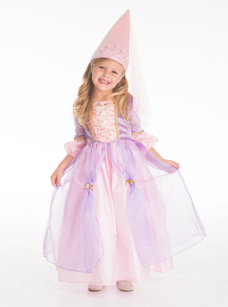 Little Adventures - Princess Cone Hat Pink | KidzInc Australia | Online Educational Toy Store
