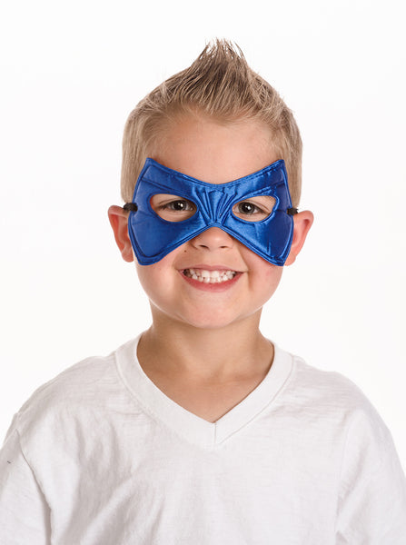 Little Adventures - Red and Blue Power Kids Mask | KidzInc Australia | Online Educational Toy Store